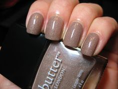 Polished Casual: BUTTER LONDON All Hail The Queen