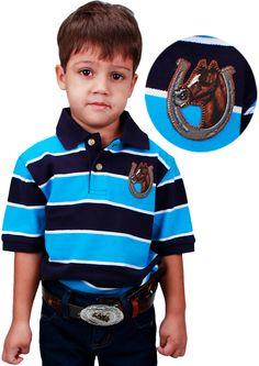 ef0763717779f camiseta polo infantil listrada horse p8741 - Busca na Loja Cowboys - Moda  Country