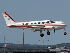 Cessna 340A aircraft picture