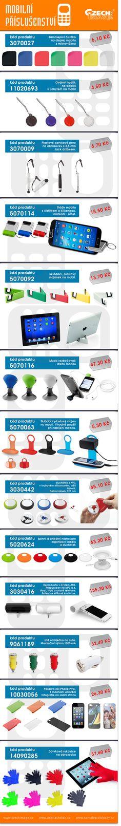 Reklamní příšlušenství pro telefony http://www.czechimage.cz/cz/reklamni-predmety/hodiny-budiky-radia/tablety-mobily-ctecky-knih.html#katalog