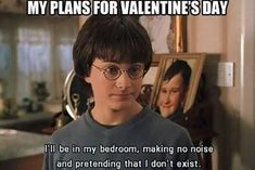 There are so many amazing, clever, and dumb Harry Potter memes out there, we thought we'd round up some of the best ones to make you LOL Single Memes, Single Humor, Valentines Day Memes Single, Valentines For Singles, Happy Valentines Day Quotes Humor, Bad Valentines, Memes Humor, Funny Jokes, Valentines Quotes Funny Hilarious