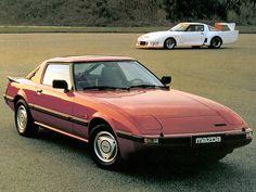 Mazda RX-7 (1978 - 1981).