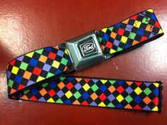 Ford Colorful Seat Belt Belt