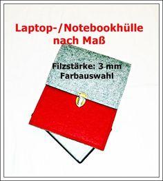 Maßanfertigung / Laptop Tasche / Notebook - StoffAkzente Taschen und Accessoires