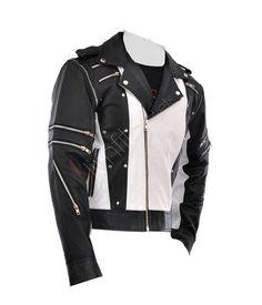 Michael Jackson: Pepsi Leather Jacket. #Menswear #leather #jacket #coat #outfit #Fashion #Kids #Women #movies #Texas #Houston #Pepsi #Blackwhite