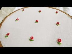 Grand Sewing Embroidery Designs At Home Ideas. Beauteous Finished Sewing Embroidery Designs At Home Ideas. Embroidery On Kurtis, Hand Embroidery Dress, Kurti Embroidery Design, Embroidery Works, Types Of Embroidery, Learn Embroidery, Beginner Embroidery, Embroidery Tattoo, Embroidery Fashion