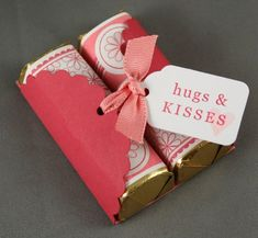 Cute idea for a candy favor for any occasion