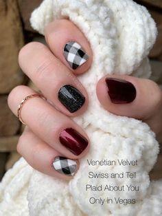 Get Nails, Fancy Nails, How To Do Nails, Hair And Nails, Fabulous Nails, Gorgeous Nails, Pretty Nails, Nail Color Combos, Nail Colors