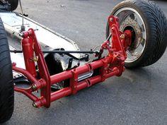 Reverse Trike Frame Design   VW/GS750 Reverse Build