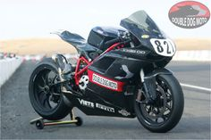 Widely regarded as one of the fastest Superbikes in the day, with one of the most average racers onboard......what I lacked in skill I made up for in power-weight ratio!