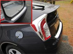 Nice Amazing Fits 2010-2015  TOYOTA PRIUS 4-door -Stainless Steel Rear Bumper 2017/2018 Check more at http://24auto.tk/toyota/amazing-fits-2010-2015-toyota-prius-4-door-stainless-steel-rear-bumper-20172018/
