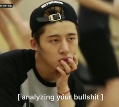 Trendy Ideas For Memes Kpop Ikon Meme Faces, Funny Faces, K Pop, Bi Memes, Brother Memes, Kim Jinhwan, Ikon Wallpaper, Good Comebacks, Reaction Face