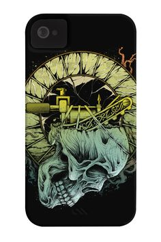 Inked Until Death Phone Case for iPhone 4/4s,5/5s/5c, iPod Touch, Galaxy S4