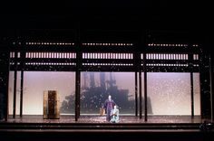 Madame Butterfly. Set design by Michael Yeargan.