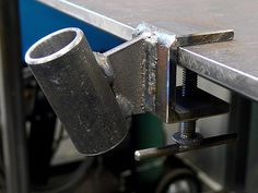 Torch Holder Clamp