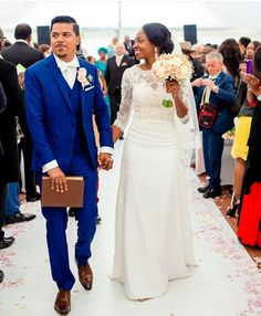 WEBSTA @ bridesandweddingsafrica - Bible in my right and my Wifey at left. Thanks God i have all! Simple Wedding Gowns, Custom Wedding Dress, Formal Dresses For Weddings, Wedding Pics, Wedding Styles, Wedding Dresses, Custom Dresses, Wedding Colors, Wedding Ideas