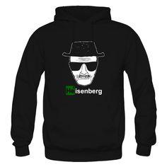Breaking Bad He isenberg pullover hoodie