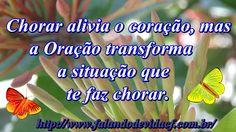 FALANDO DE VIDA!!: Chorar alivia o coração, mas....