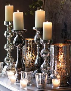 white company candle - Google Search