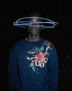 Viviane Sassen's Light Trip in Tanzania photography project on the Nowness blog.