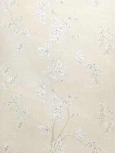 DecoratorsBest - Detail1 - Stroheim 6147202 - HARCOURT - Ivory - Wallpaper - DecoratorsBest