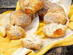 Chia seed Bread rolls   Silvia's Cucina