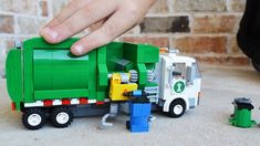 Garbage Trucks Videos For Children l Picking Up Different Types of Trash, Recycling, and Food Waste l Garbage Trucks Rule If you want this garbage truck to b. Dump Trucks, Toy Trucks, Fire Trucks, Lego Truck, Cement Mixers, Pick Up Trash, Car Carrier, Garbage Truck, Food Waste