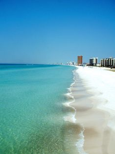 Another great photo of Panama City Beach from one of our fans.
