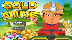In the Gold Miner,the player's mission is to collect as much money as possible before time runs out in each level. Between levels, players can buy some props that can help you in the next level. Download: www.mobilegamesbox.com