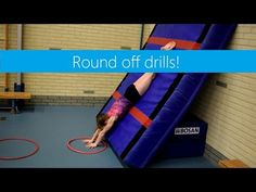 Tumbling & Flipping: Round off circuit! - YouTube