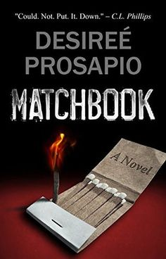 Matchbook by Desireé Prosapio http://weirdvision2001.blogspot.ro/2015/07/indie-friday-matchbook.html