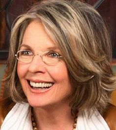 diane keaton hairstyles - Google Search