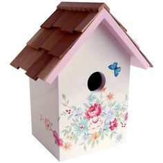 I pinned this Bouquet Birdhouse from the For the Birds event at Joss and Main!