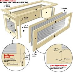 How to Build Raised Garden Beds How to Build Raised Garden Beds Familienh . - How to Build Raised Garden Beds How to Build Raised Garden Beds Family Ho … - Cheap Raised Garden Beds, Building Raised Garden Beds, Raised Beds, Bed Plans, Garden Boxes, Garden Ideas, Garden Structures, Diy Bed, Garden Planning