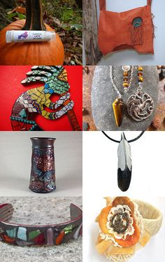 October Finds by Nancy and Bruce on Etsy--Pinned with TreasuryPin.com