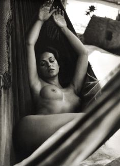 Monica Bellucci for the 1999 Max Calendar, by Fabrizio Ferri #nude