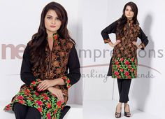 Needle Impressions Casual & Party Wear Dresses 2015  (6)