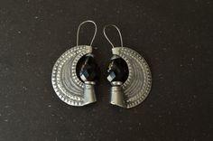Ethnic ligthweight jewelry por ArgollasTravieso en Etsy, €30.00