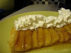 Jamie Oliver's Banana Tarte Tatin