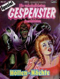 Gespenster Geschichten Spezial #67 - Hollen-Nachte