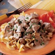 Slow Cooker Beef Stroganoff - Land O Lakes