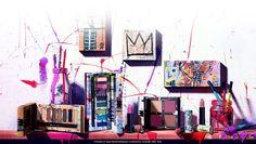 #URBANDECAY X JEAN-MICHEL BASQUIAT . . Nueva colección Urban Decay x Jean-Michel Basquiat, preview aquí en #PrettyMakeupPlace  http://prettymakeupplace.blogspot.mx/2017/03/urban-decay-x-jean-michel-basquiat.html