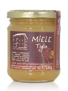 Linden Honey http://deliz.io/product/linden-honey-la-castellina/