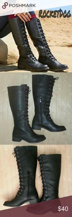 Women's Calypso Stag Riding Boot