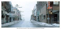 Church Street 1966 Martinsville VA