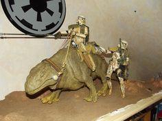 Patrouille sur Tatooine
