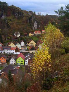 Genusslaufmarathonstrecke Teil 2 am 07.11.2013. #Franken #Bayern #Franconia #Bavaria #Germany Mehr zum Genusslauf-Marathon: http://laufspass.com/genusslaufmarathon/
