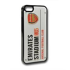 Back To School at Arsenal Direct. Arsenal 3D Street Sign IPhone 5 Hard Case. http://goo.gl/yPZrpy