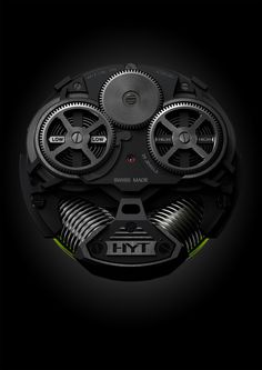 I like - H2 Hydro Mechanical Watch