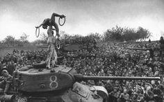 Tropas soviéticas, Segunda Guerra Mundial